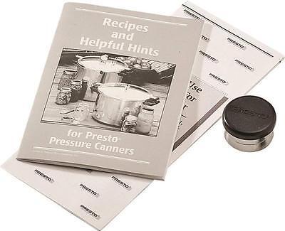 Presto Pressure Canner Pressure Regulator 50332 *