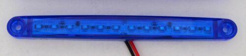 30x 24V blau 12 LED Gliederung der Seite Begrenzungsleuchten für LKW Anhänger