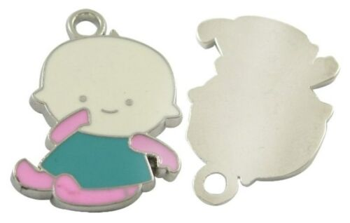 Enamel Pendants and Charms 3 Buy 2 Get 1 Free