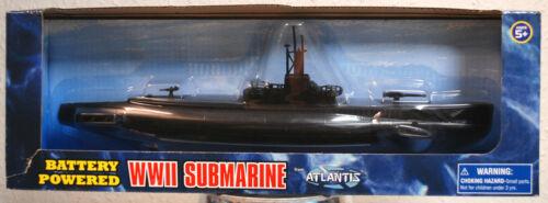 Gato Balao Class Submarine U-Boot  Atlantis 217