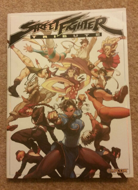 Street Fighter Tribute by UDON (Paperback, 2008)