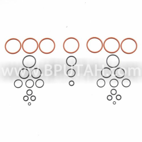 Range Rover Sport Air Suspension Valve Block Front Rear Repair O Ring Seal Kit