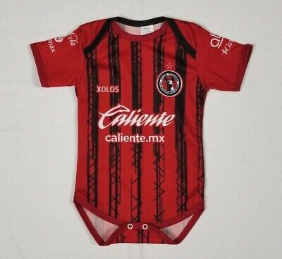 New Xolos Tijuana Infant And Toddler Uniform