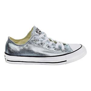 278ec9b7906c Converse Chuck Taylor All Star Big Kids Unisex Casual Shoes Blue ...