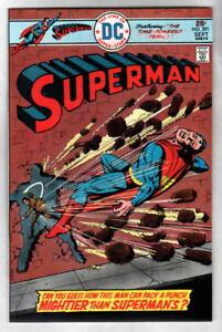 SUPERMAN-291-1975