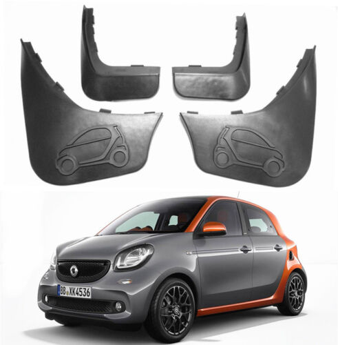 Genuine OEM Splash Guards Mud Guards Mud Flaps For 15-2018 Smart For Four W453