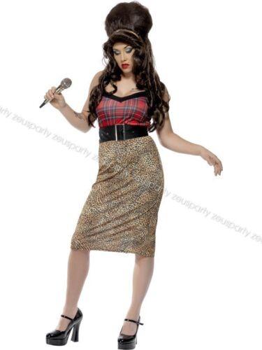 COSTUME REHAB BABE tg.M Carnevale Amy Winehouse 110 32755M