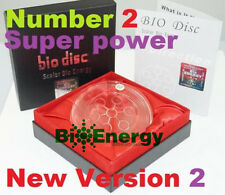 100% Authentic Bio Disc 2 Quantum Scalar biodisc Health amazing energy power