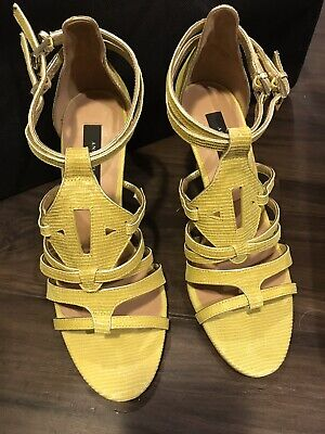 Ann Taylor Holly Gladiator Heel Sandals