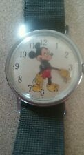 VINTAGE, WALT DISNEY PRODUCTIONS, MICKEY MOUSE,WATCH