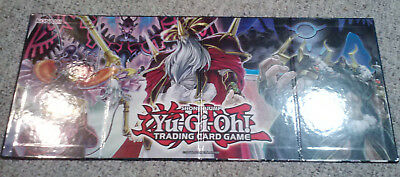 Yu-Gi-Oh Legendary Collection 5D's Cardboard Playmat Background YuGiOh 5DS  | eBay