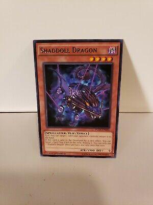 DUEA-EN026 1st Edition Near Mint Shaddoll Dragon - Rare