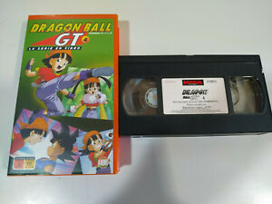 Dragon-Ball-GT-La-Serie-Volumen-4-Episodios-10-11-12-VHS-Cinta-Tape-Espanol