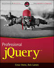 Professional JQuery by Rob Larsen, Cesar Otero (Mixed media product, 2012)