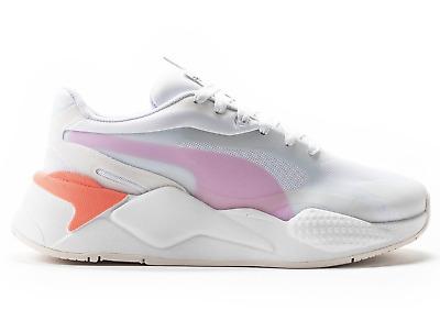 Puma RS X3 Plas Tech Wn's # 371640 01 White Pink Women SZ 6 10   eBay