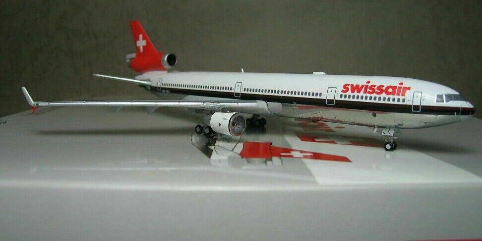 Swissair MD-11 (HB-IWI)  URI , 1 400, JCWings, XX4051