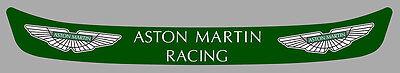 Competent Sticker Aston Martin Visor Sunstrip Auto 290mm Auto, Moto – Pièces, Accessoires