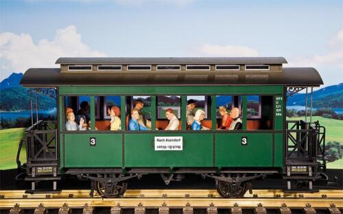 5//G 6 sede fine vagone-Viaggiatori II-NUOVO Pola G 331838-1//22