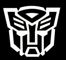 "Transformers Autobots Logo Custom Car Decal Sticker 5"" x 5"""
