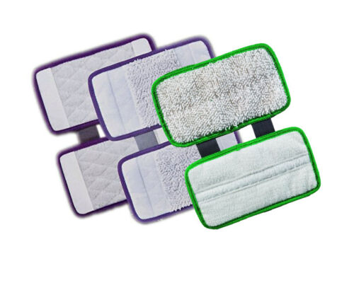 Replacement Pad Carpet Cleaning Pad Scrub 2pc Pack For