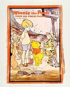Vintage-Warren-Winnie-the-Pooh-100-PC-Jigsaw-Puzzle-49-63045-Walt-Disney-Friends