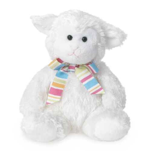 "Boyds Bears 6"" Baapsie The Lamb Love Buddy ~ Easter Plush Buddies 4038166"
