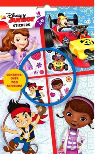 Disney Junior 700 Sticky-Disney junior stickers
