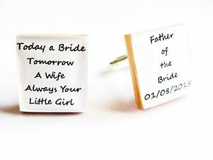 Personalised-Wedding-Cufflinks-Father-of-the-Bride-Dad-Gift-Boxed-Handmade-in-UK