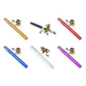 Mini-Portable-Pocket-Fish-Pen-Shape-Aluminum-Alloy-Fishing-Rod-Pole-Reel