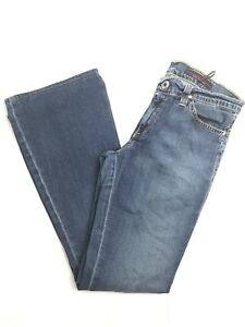 AG-Adriano-Goldschmied-Size-28-The-Legend-Jeans-Flare-Leg-29-034-Inseam
