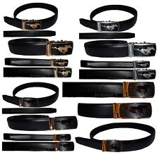 23611567bf3ee7 item 5 Men s Leather belt. Dress   Casual Automatic Lock Horse buckle belt  24 to 50