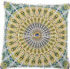 "26"" Large Mandala Euro Sham Pillow Cover Decorative Bohemian Throw Cushion Cover"