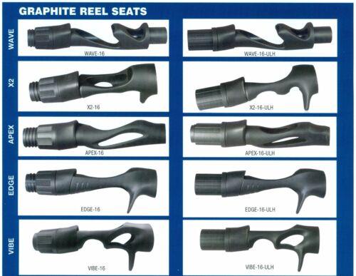 American Tackle génération 2 Graphite Reel Seats