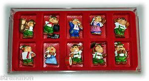 TOP TEN TEDDIES-Ferrero Ü-OEUF jeu 1995 complet avec 10 BPZ-afficher le titre d`origine h7e72wpM-09100415-714931625