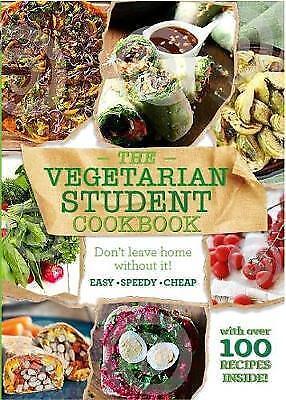 1 of 1 - The Vegetarian Student Cookbook