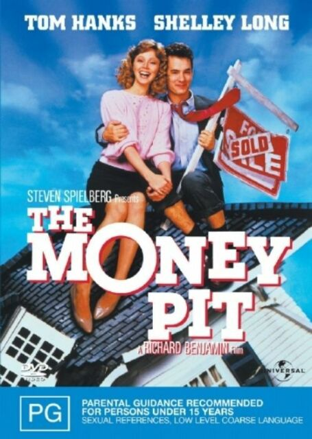 The Money Pit (DVD, 2003)