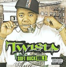 Soft Buck, Vol. 1 [PA] by Twista (CD, Sep-2008, Siccness.Net, LLC) NEW