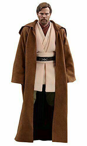 Hot Toys Mms477 Star Wars Iii Revenge Of The Sith 1 6th Obi Wan Kenobi Figure For Sale Online Ebay