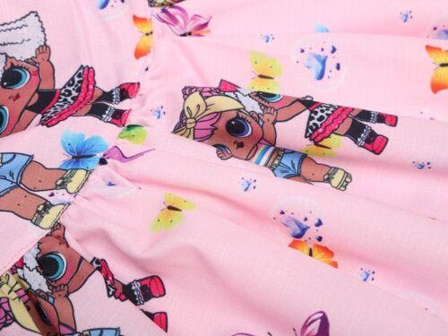LOL Girls Princess Dress Surprise Doll Cute Girls Party Birthday Holiday Dress