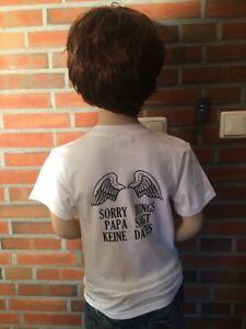 sorry jungs papa sagt keine dates t shirt