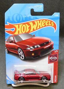 2019 Hot Wheels Car 6 250 Nissan Skyline Gt R Bcnr33 Q Case Ebay