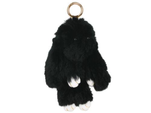 Schlüsselanhänger »Hase« Fell; ca 22 x 13 cm scarlet bijoux Taschenanhänger bzw