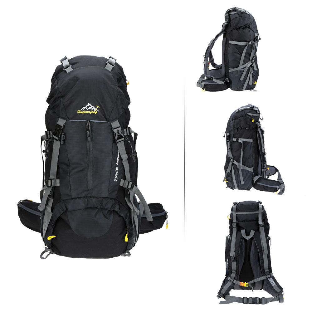 50L Extérieur Imperméable Sport Sport Imperméable Randonnée Trekking Voyage Camping Sac à Dos 1f4f0e