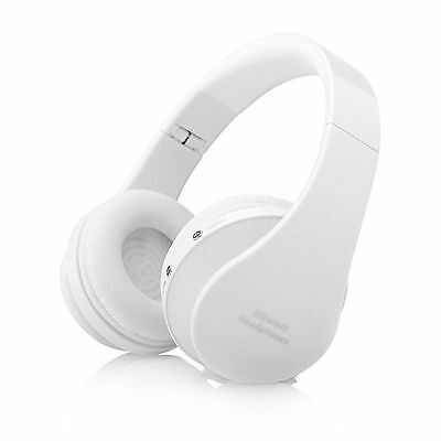 Wireless Bluetooth Foldable Headset Stereo Headphones Spotrs Earphones Universal