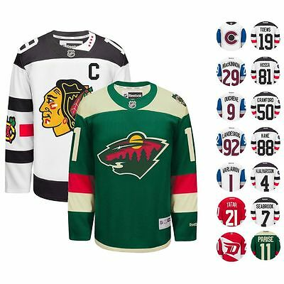 2016 NHL Stadium Series REEBOK Official Premier Jersey Collection - Men's
