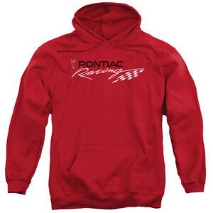 Pontiac-RED-PONTIAC-RACING-Licensed-Adult-Sweatshirt-Hoodie