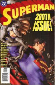 Superman-1987-Series-200-Nm-Dc-Comics