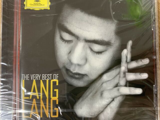 LANG LANG - The Very Best Of CD BRAND NEW! Deutsche Grammophon