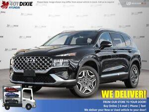 2021 Hyundai Santa Fe Luxury