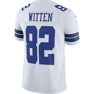 Dallas Cowboys Jason Witten  82 Nike Vapor Untouchable White Limited ... 2f0344a32